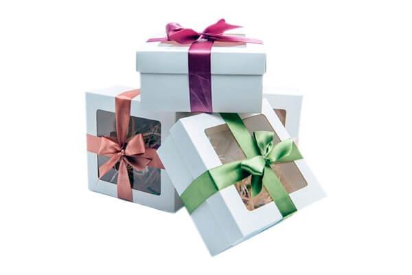 Где купить подарочные коробки в розницу и оптом в Минске?