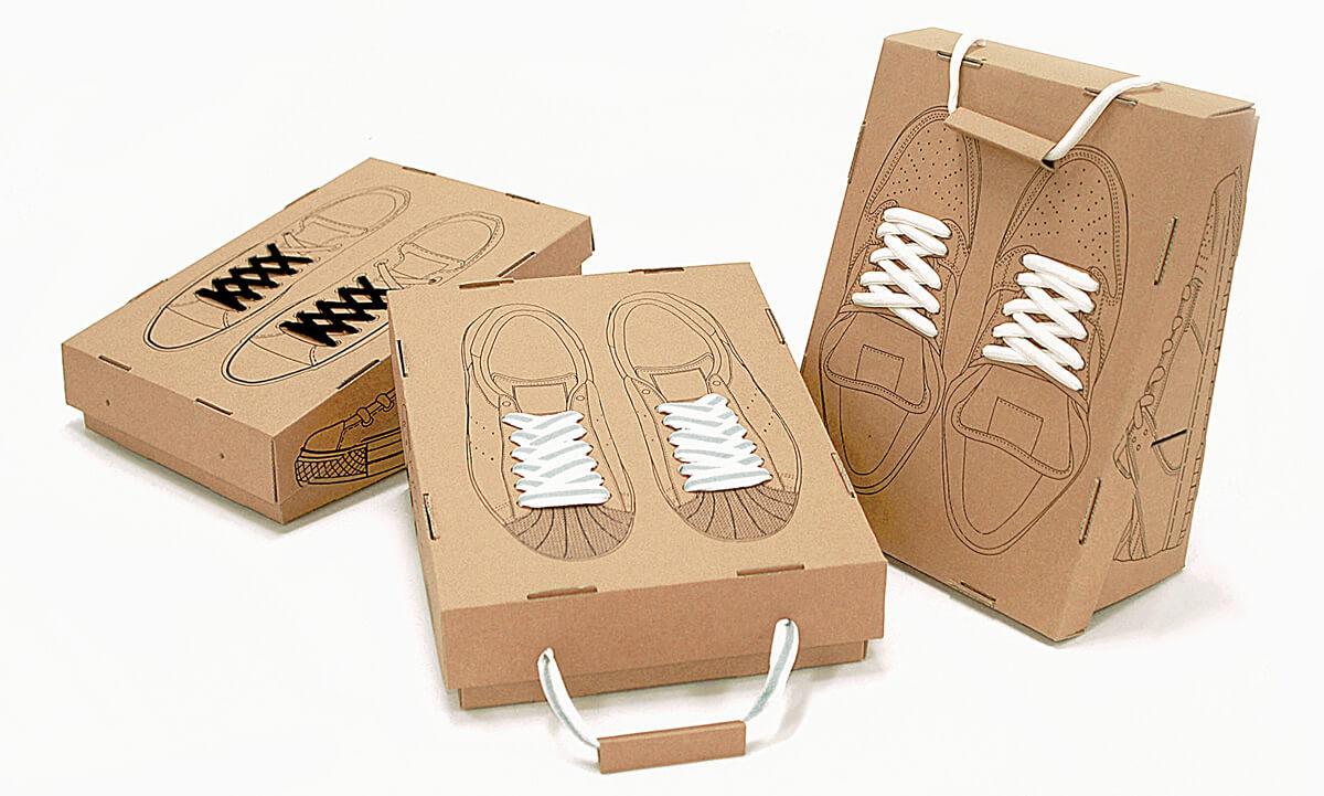 Основные плюсы упаковки из картона